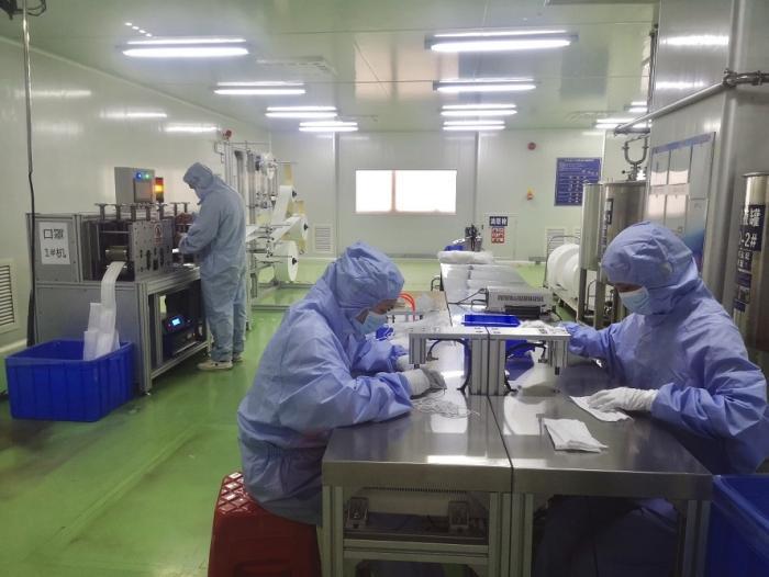 加快预订中国防疫产品