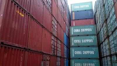 集装箱海运出口