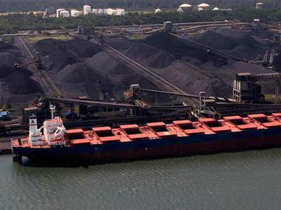 煤炭港口吞吐量
